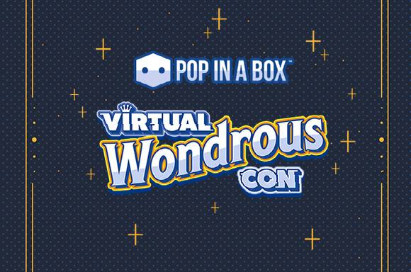 ¡Virtual Wondrous Con!