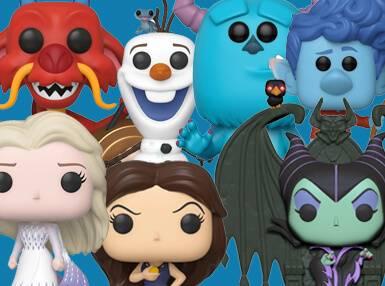 As-tu déjà rêvé de devenir une princesse Disney ou de rejoindre l'équipage du Black Pearl? Notre Abonnement Disney te garantie de recevoir uniquement des Pops Disney chaque mois!