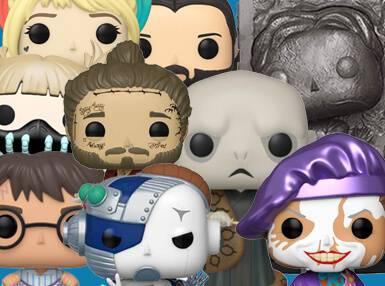 Notre abonnement d'origine te permets de recevoir des figurines Pop! de tous les univers et genres avec la chance de recevoir des rares, exclusives et des même des 6 et 10 pouces (15cm et 25cm)!
