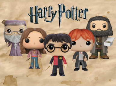 Visit the Wizarding World of Harry Potter with Hogwarts favorite witches and wizards!