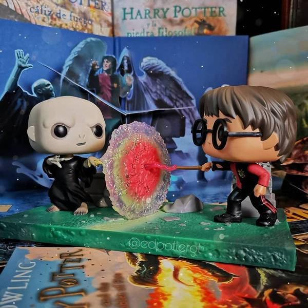 Some of the most memorable movie moments have been Pop-ified!<br><b>📸@edpottergt</b>