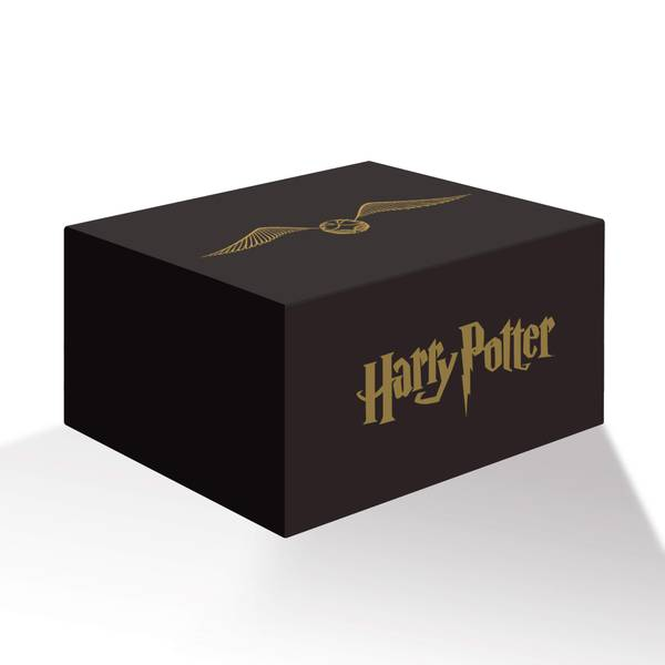 100% OFFICIAL<br>MYSTERY HARRY POTTER BOX