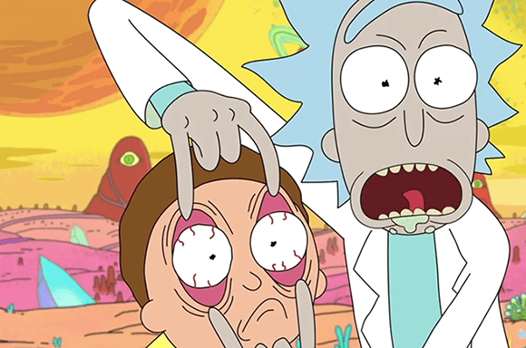 LE BOX MYSTERE RICK ET MORTY OFFICIELLE