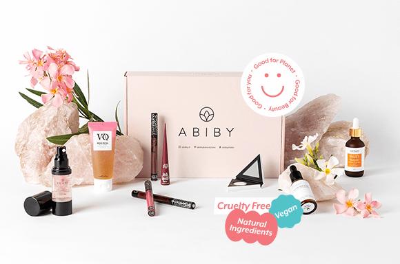 Serum Grow Gorgeous en la caja Abiby de noviembre