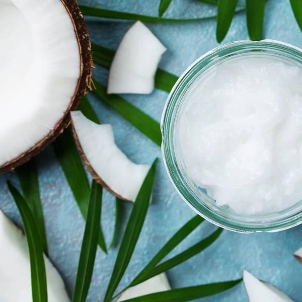 Olio di cocco capelli ingrediente Grow Gorgeous