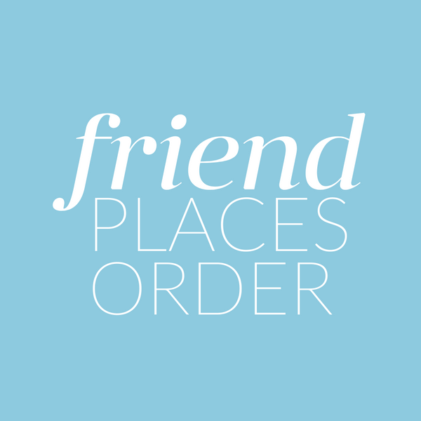Step 2 friend places order, your friend receives 25% off their first order when they spend at least $50!