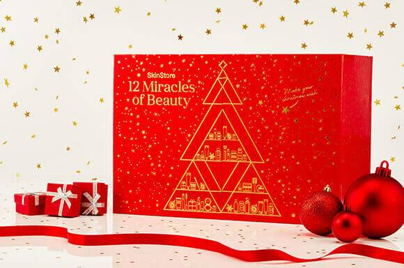 SkinStore's 12 Miracles of Beauty Advent Calendar