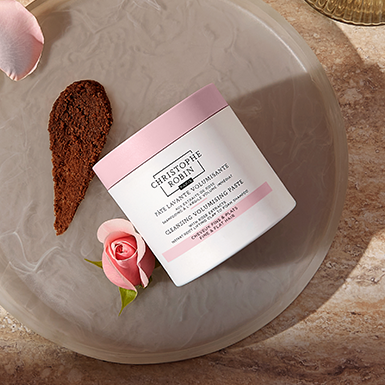 Cleansing Volumising Paste with Rose Extracts