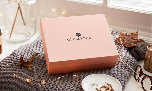 GLOSSYBOX im Dezember Neukunden Box