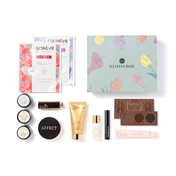 GLOSSYBOX MOTHER'S DAY LIMITED EDITION
