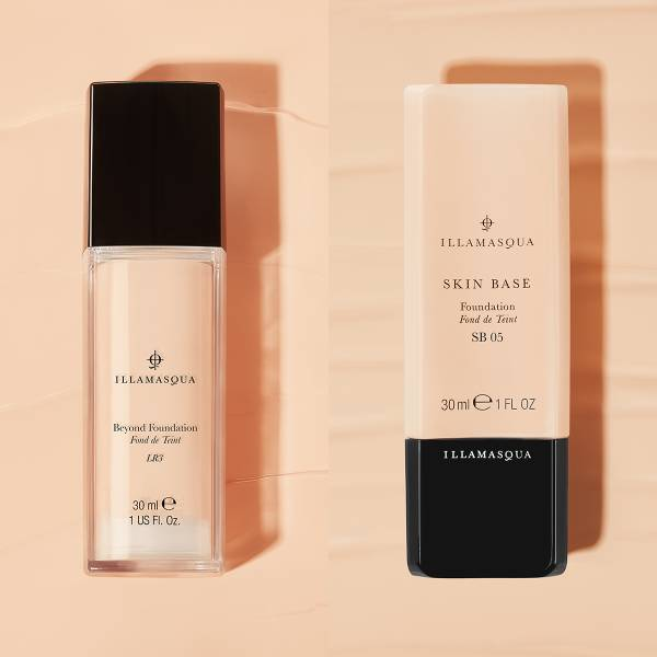 Perfect for those who wear shade 05 in Skin Base Foundation