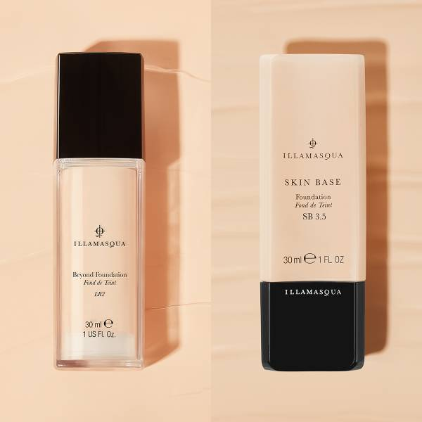 Perfect for those who wear shade 3.5 in Skin Base Foundation