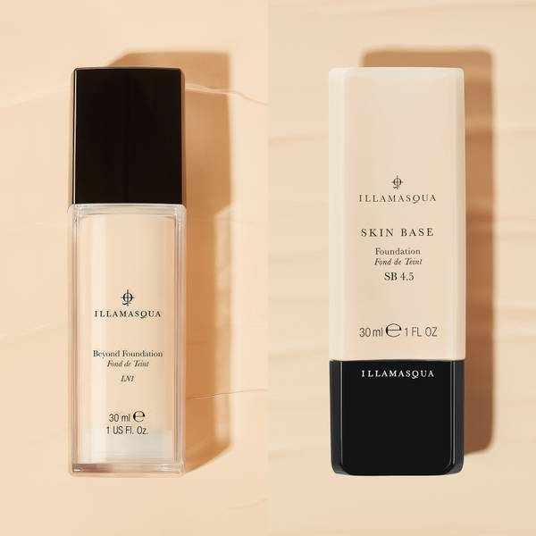 Perfect for those who wear shade 4.5 in Skin Base Foundation