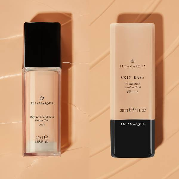 Perfect for those who wear shade 11.5 in Skin Base Foundation