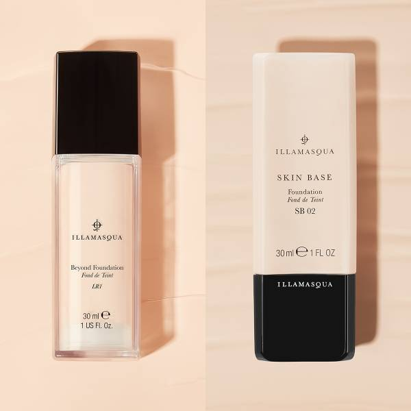 Perfect for those who wear shade 02 in Skin Base Foundation