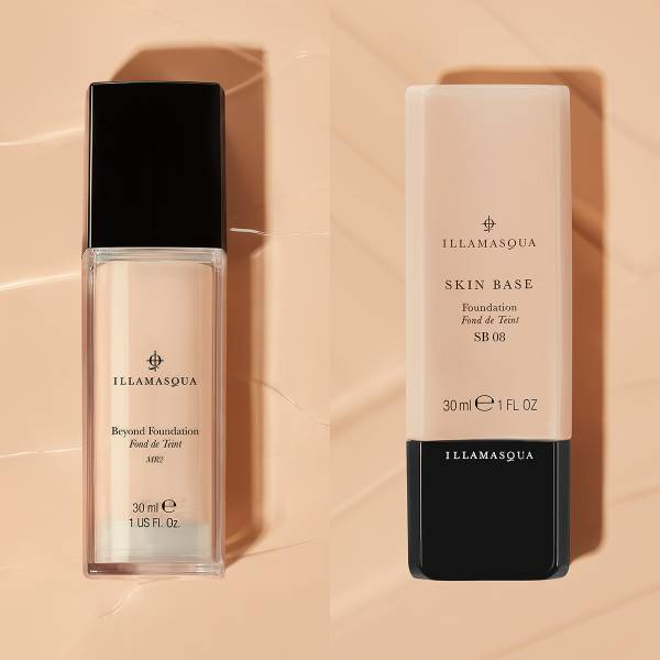 Perfect for those who wear shade 08 in Skin Base Foundation