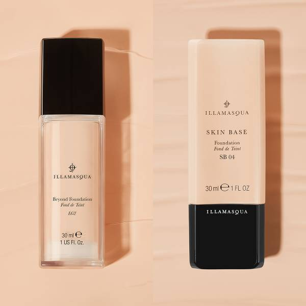 Perfect for those who wear shade 04 in Skin Base Foundation