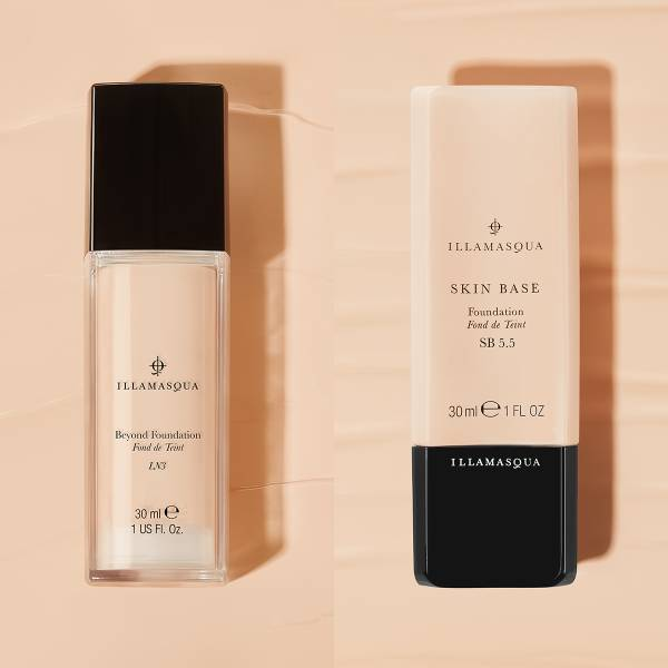 Perfect for those who wear shade 5.5 in Skin Base Foundation