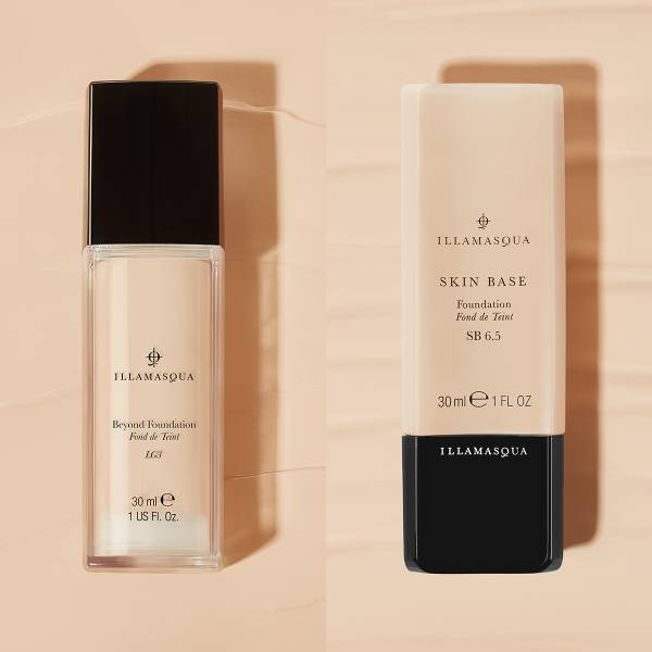 Perfect for those who wear shade 6.5 in Skin Base Foundation