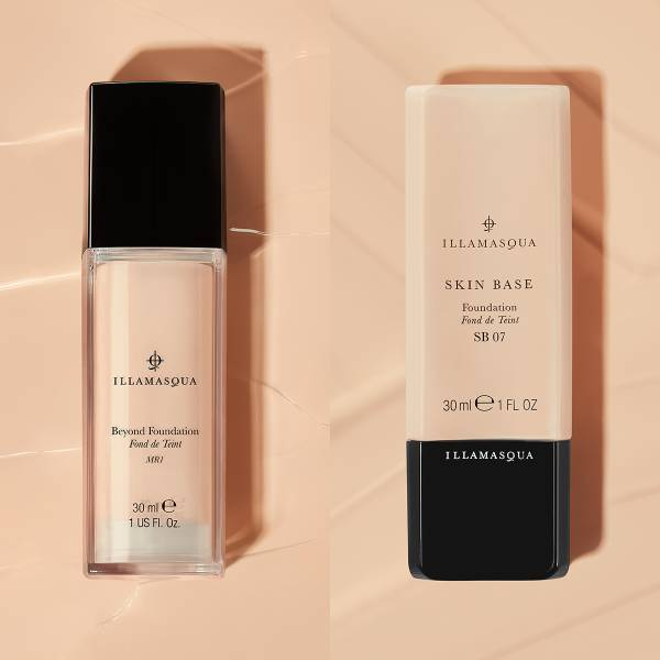 Perfect for those who wear shade 07 in Skin Base Foundation
