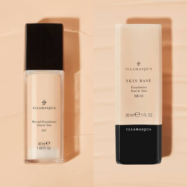 Perfect for those who wear shade 03 in Skin Base Foundation