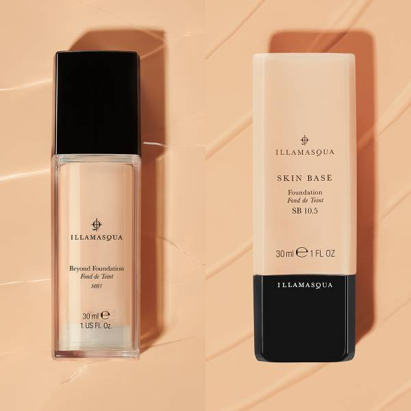 Perfect for those who wear shade 10.5 in Skin Base Foundation