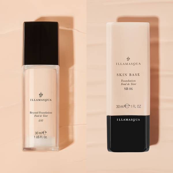 Perfect for those who wear shade 06 in Skin Base Foundation