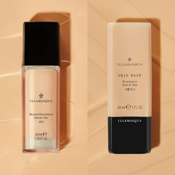 Perfect for those who wear shade 8.5 in Skin Base Foundation
