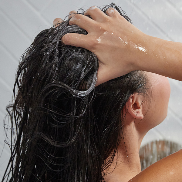 3. Take time to properly massage your scalp