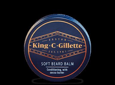 King C. Gillette Bartbalsam
