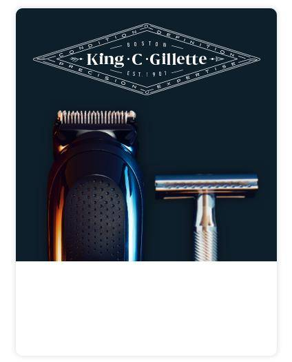 King C. Gillette Range
