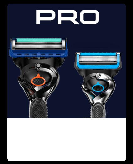 Gillette Pro Razor Closeup
