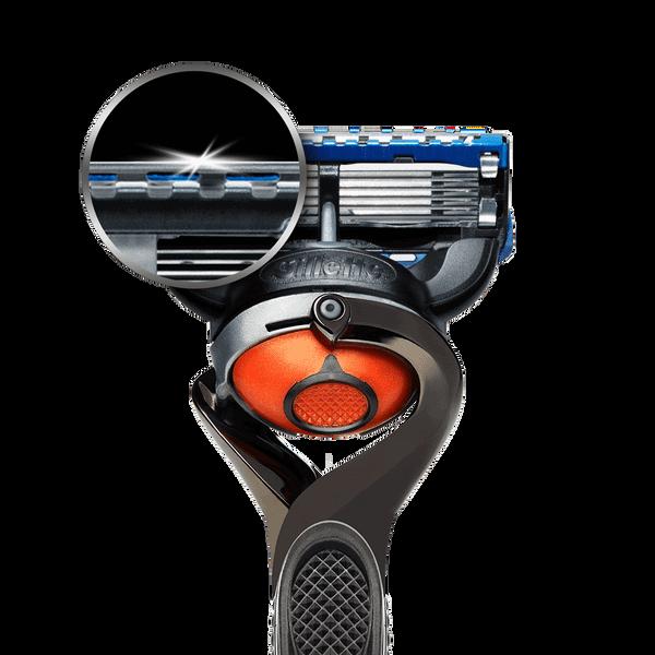 Gillette Fusion5 Proglide improved precision trimmer.