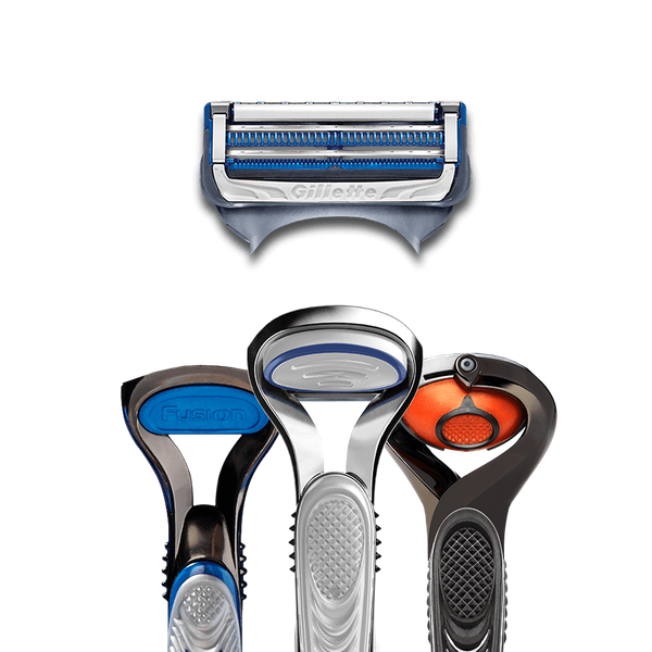 Gillette SkinGuard Sensitive cartridge also compatible with Fusion5 handles