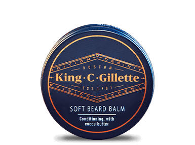 King C. Gillette Beard Balm