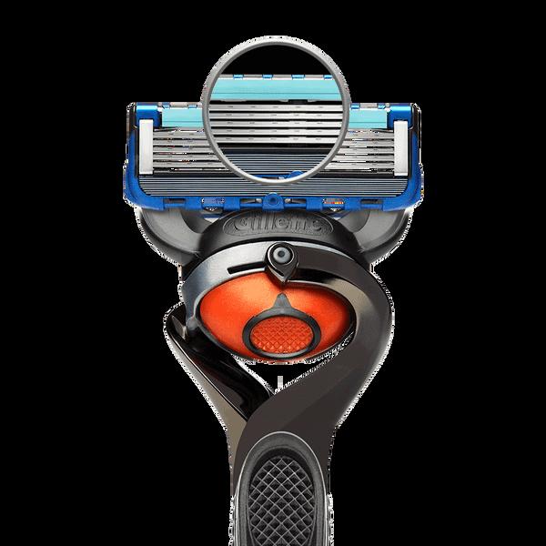 Gillette Fusion5 re-engineered razor blades.