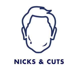 Nicks and Cuts