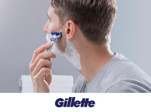 Gillette Razor Subscription