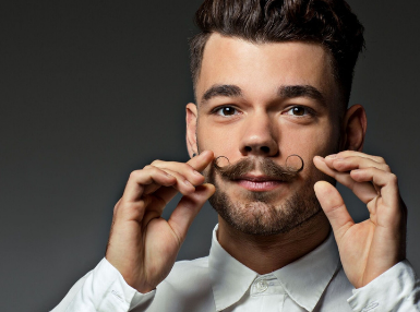 8 of the Most Flattering Moustache Styles
