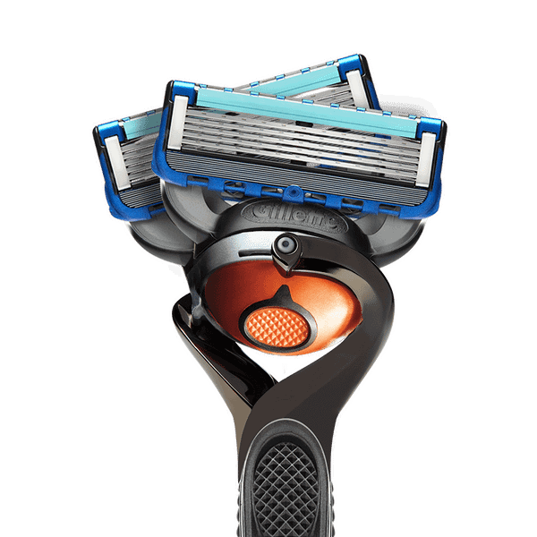 Gillette Fusion5 Proglide with FlexBall Technology.