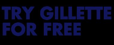 Gillette Subscription Starter Kit