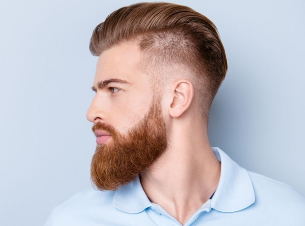 How to Fade a Beard