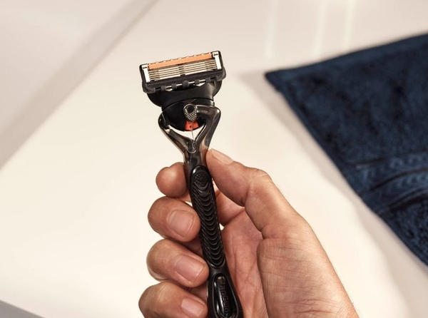Gillette Launches New Shaving Tech