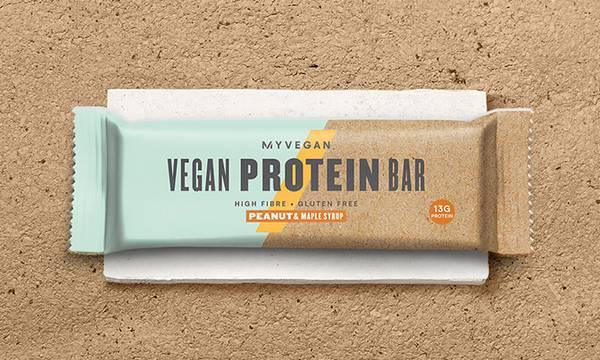 High Protein Vegan bar