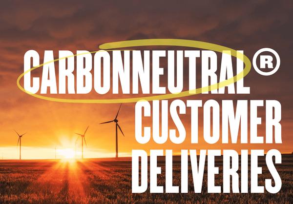 Carbon Neutral Carbon Deliveries