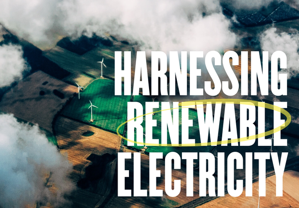 Harnessing Renewable Electricity