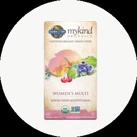 Mykind Organic Vitamine
