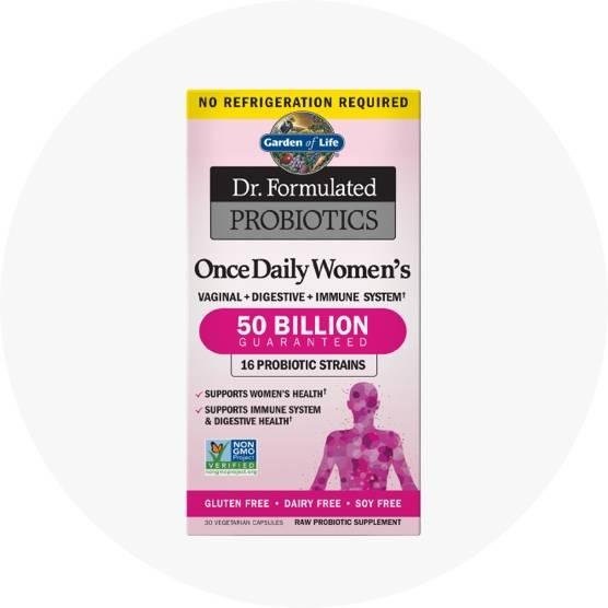 Mikrobiom Einmal Täglich für Frauen