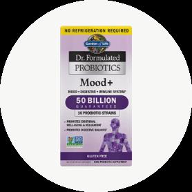 Un nuevo enfoque de la salud emocional, Mood+ está formulado para quienes buscan controlar su estado de ánimo y favorecer la relajación.