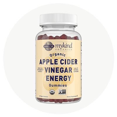 Gomitas energy vinagre de sidra de manzana